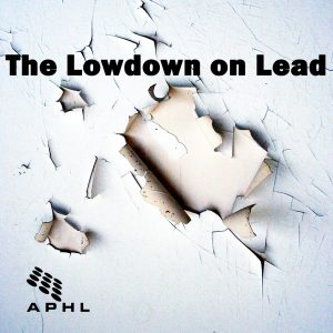 The lowdown on lead | www.APHLblog.org