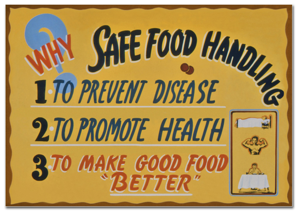 Lessons learned as a food safety professional