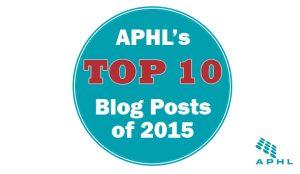 APHL's top blog posts of 2015   www.APHLblog.org