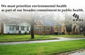 APHL: US needs an environmental health surveillance system to prevent crises like Flint | www.APHLblog.org