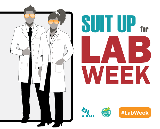 SUIT UP for Lab Week — 2019 Lab Week ToolKit