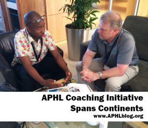 APHL Coaching Initiative Spans Continents | www.APHLblog.org