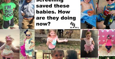 Newborn screening saved these babies. How are they doing now? | www.APHLblog.org