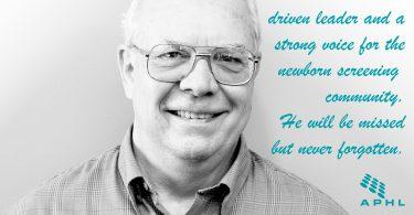 Remembering Dr. Kenneth Pass, a newborn screening champion | www.APHLblog.org