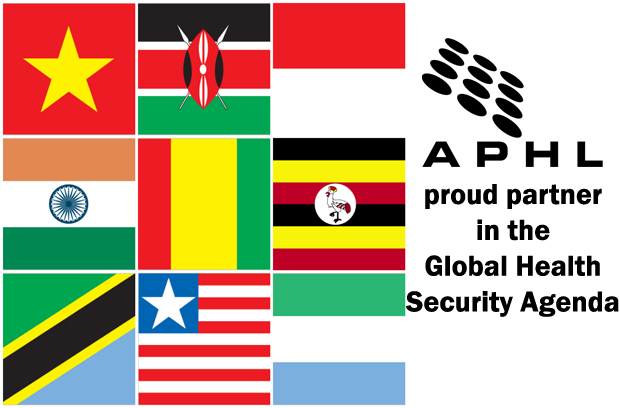 APHL is a proud partner in the Global Health Security Agenda