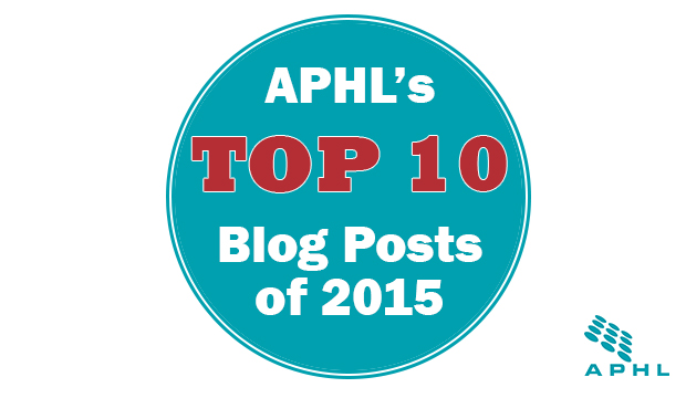 APHL's top blog posts of 2015