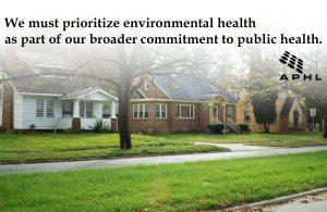 APHL: US needs an environmental health surveillance system to prevent crises like Flint   www.APHLblog.org