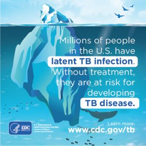 Identifying and treating latent TB cases is critical for TB elimination   www.APHLblog.org