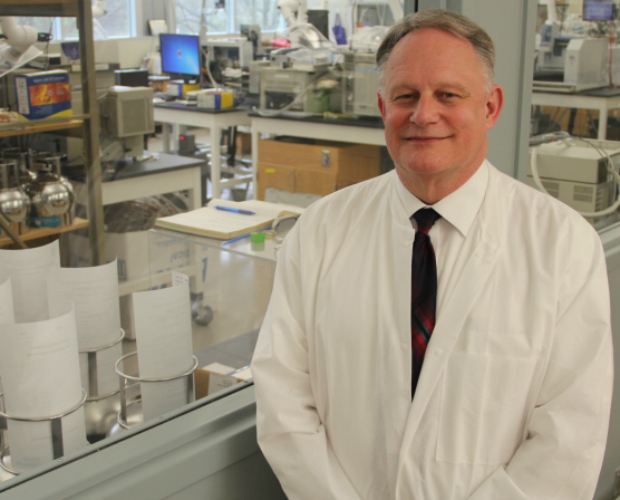 Q&A with Iowa's Environmental Laboratory Director