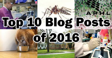 APHL's top 10 blog posts of 2016 | www.APHLblog.org