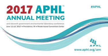 Hello, Providence! APHL Annual Meeting — Day 1 | www.APHLblog.org