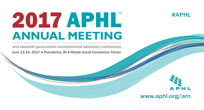 Hello, Providence! APHL Annual Meeting — Day 1
