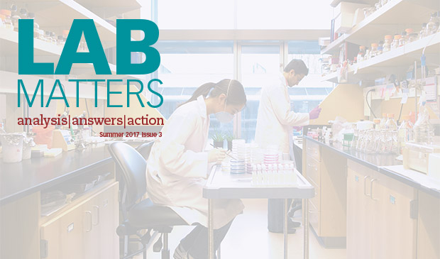 New Lab Matters: Sharing the value of public health laboratories