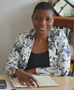 Dr. Isabel Pinto, Director of the National Directorate of Medical Assistance (DNAM) at the Mozambique Ministry of Health | www.APHLblog.org