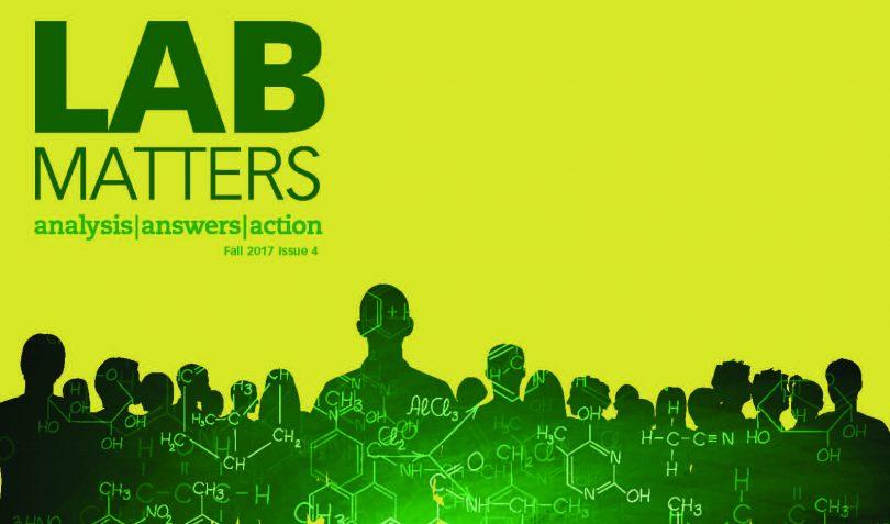 New Lab Matters: Biomonitoring   www.APHLblog.org