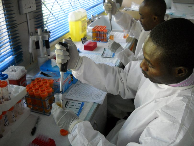 Scaling-up viral load testing in Ghana is critical to stopping HIV | www.APHLblog.org