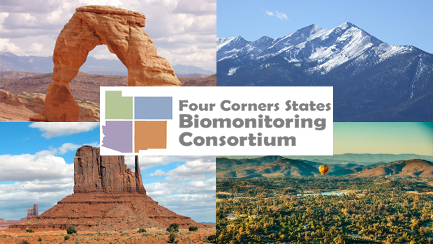 Four Corners States Biomonitoring Collaborative: Leveraging lab capacity toward regional health concerns