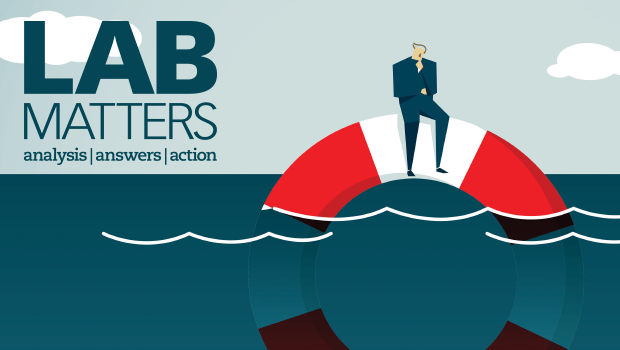 New Lab Matters: When the water comes, be prepared