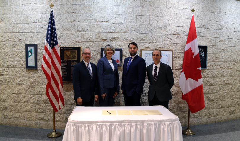 APHL and Canadian Public Health Laboratory Network Reaffirm Cross-border Partnership with MOU | www.APHLblog.org