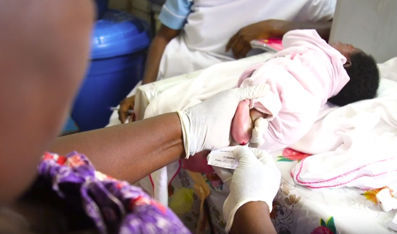 Improving newborn sickle cell screening in Africa: 'We can affect change there just like we did in the US' | www.APHLblog.org