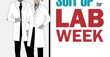 SUIT UP for Lab Week -- 2019 Lab Week Toolkit | www.APHLblog.org