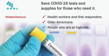 Prioritize testing for COVID-19 image