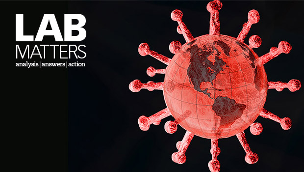 New Lab Matters: The new world order of COVID-19