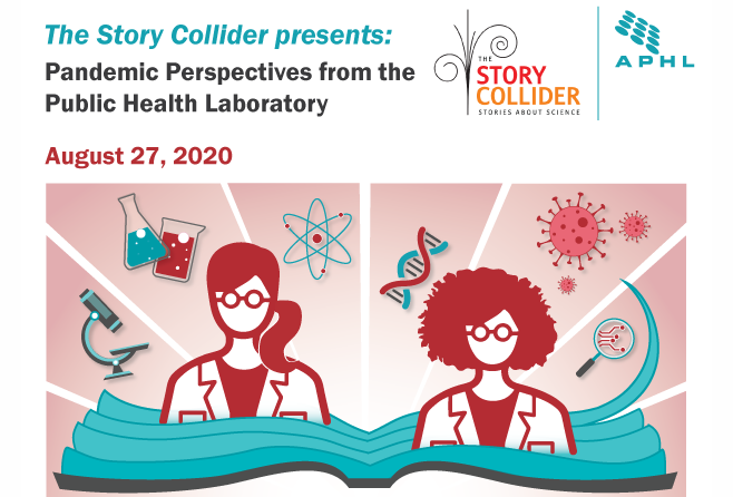 Lab Culture Ep. 23: The Story Collider Presents: Pandemic Perspectives from the Public Health Laboratory